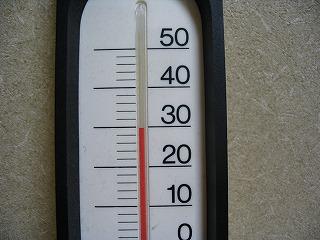 1500円の温湿度計